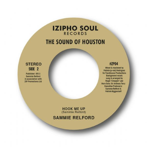 SOLD OUT - SAMMIE RELFORD - BREAKING ICE ON LOVE / HEY LOVE / HOOK ME UP